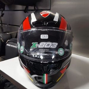 Nolan Helm Ducati INTEGRALHELM D.SPEED EVO ECE