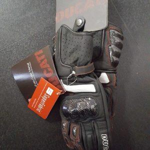 Ducati alpinestars Speed Evo C1 Leder Handschuhe
