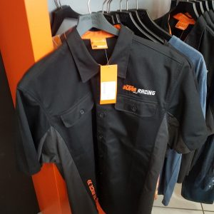 KTM Mechanic T-Shirt Polo