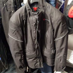 Dainese G.Aaron D-Dry Motorrad Jacke Größe 50