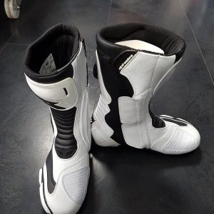 Alpinestars S-MX 5 White Black Stiefel