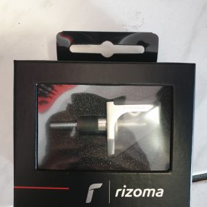 Rizoma LED Blinker Silber