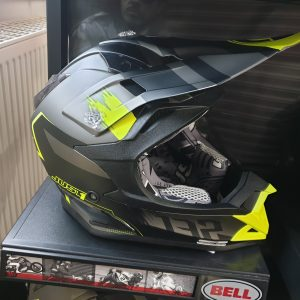 JustOne Cross/Enduro/Supermoto Helm