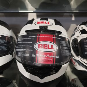 Bell Star Carbon Dunlop Replica Helm
