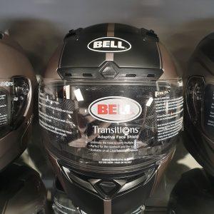Bell Qualifier DLX Titanium
