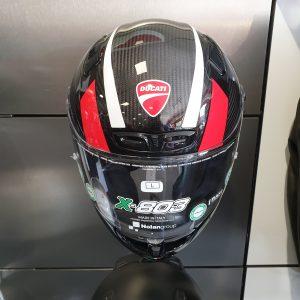 Nolan Ducati X-803 full carbon Integralhelm