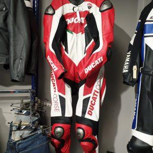 Dainese Ducati Corse C3 2-Teiler Lederkombi