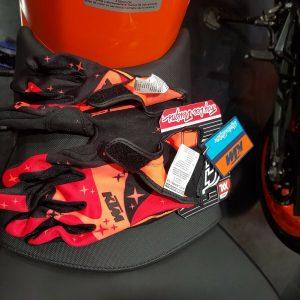 KTM XC Glove XC Glove Cosmic Camo Handschuhe Cross