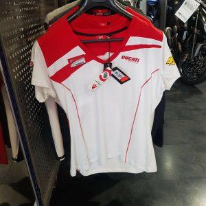 Ducati T-Shirt Ducati Corse Motogp VR46 Lady Frauen
