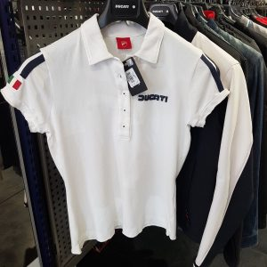 Ducati Polo Shirt Frauen Polo Donna