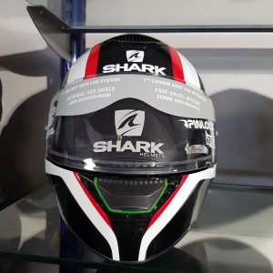 Shark Skwal Helm