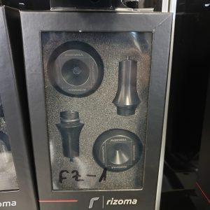 Rizoma Sturzpad Crashpad Yamaha FZ-8