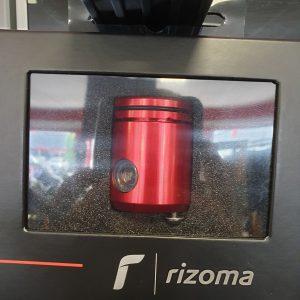Rizoma Bremsflüssigkeitsbehälter Rot