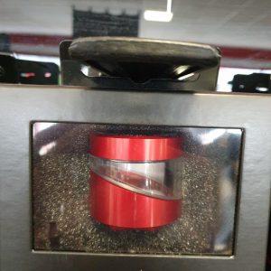 Rizoma Bremsflüssigkeitsbehälter Rot Wave