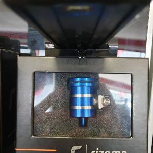 Rizoma Bremsflüssigkeitsbehälter blau ohne Fenster