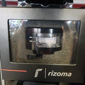 Rizoma Bremsflüssigkeitsbehälter schwarz Alu next