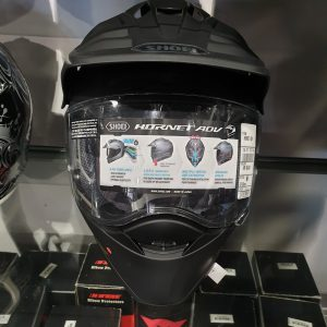 Shoei Hornet Adventure Helm schwarz