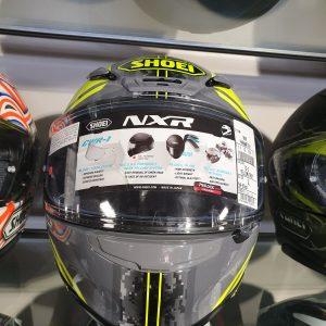 Shoei NXR Terminus Helm