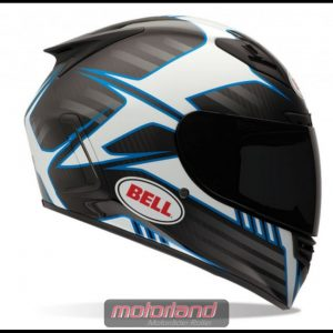 BELL Motorrad Integralhelm Star pinned Blue in div.Größen