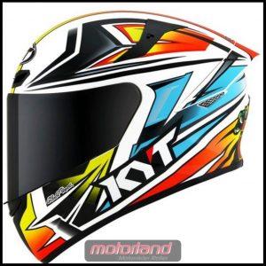 Motorradhelm KYT TT-COURSE Graphic Radiance neu YSTT0001.X