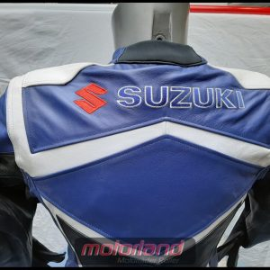 "Suzuki Damen Lederjacke ""KULT"" 999LP-05384 Größe S / 38 / 10"