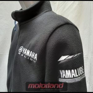 YAMAHA Paddock Black Fleecejacke Motorrad Jacke NEU Teamwear