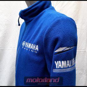 YAMAHA Paddock Blue Fleecejacke Motorrad Jacke NEU Teamwear