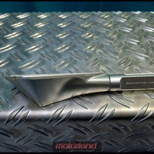 RIZOMA Aluminium Spiegel Tomok SX links – BS160A – NEU