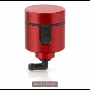 RIZOMA Ausgleichsbehälter (Bremse o. Kupplung) CT155R neu rot
