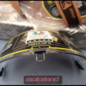 AGV Race 2 Visier klar passt auf Pista GP R, Corsa R, Pista GP RR – Restposten L