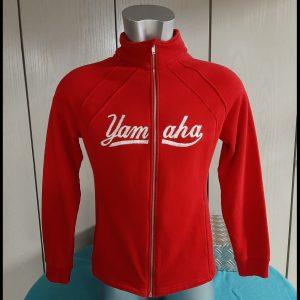 Yamaha retro Pulli red NEU Yam.Lab. Sweater in Gr. XL