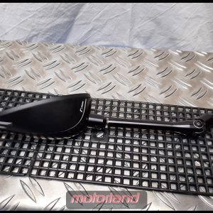 RIZOMA BS188B Aluminium Speed Sport BS188B schwarz – universal ohne Verpackung