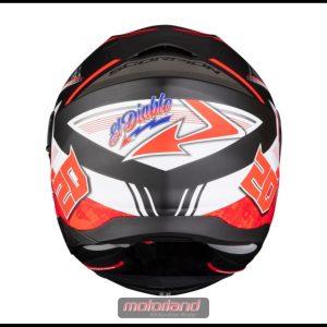 Scorpion Helm EXO-520 AIR El Diablo – Fabio Quartararo S21 Integralhelm NEU
