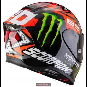 Scorpion Helm EXO R1 AIR – Fabio Quartararo SCO10-363-21-xx Integralhelm