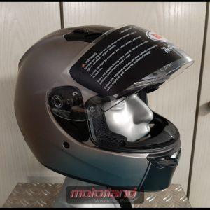 BELL Motorradhelm Helm (ohne PINLock) DLX Qualifier Titan Rally